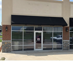 Harrodsburg Mailing Center - Building Space