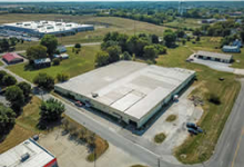 59,000 Sq ft +/- on 3.5 acres zoned I-2 Heavy Industrial