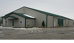 Tim Darland Property - 10,000 sq ft Building w/Office